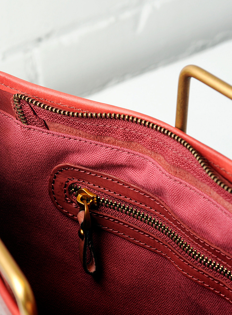 Origami large tote - Uppdoo - Red