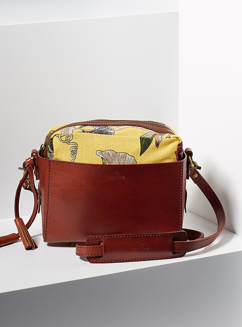 Cinnamon Mingle bag - Uppdoo - Medium Yellow