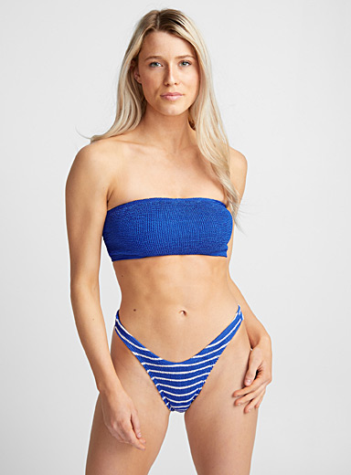 Sierra textured bandeau top