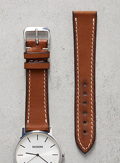 Impeccable vintage fox watch band