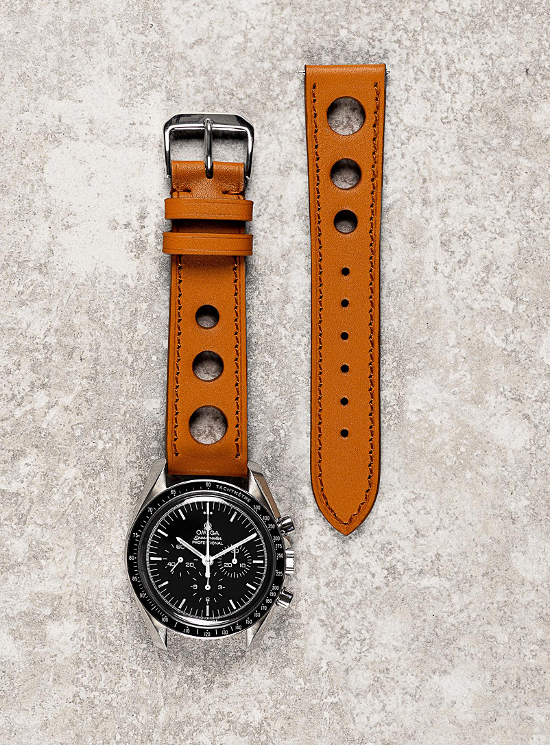 Diametris Honey Rally Sienna watch band