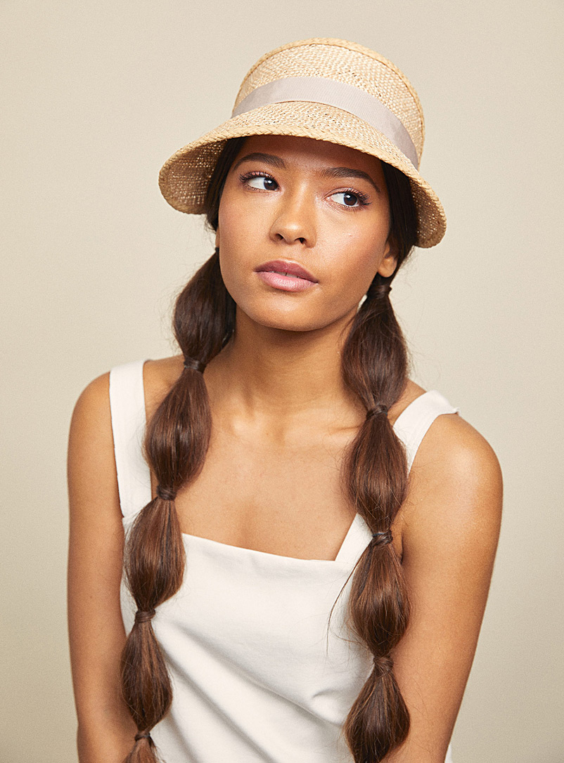 Heirloom Honey Arbor visor hat