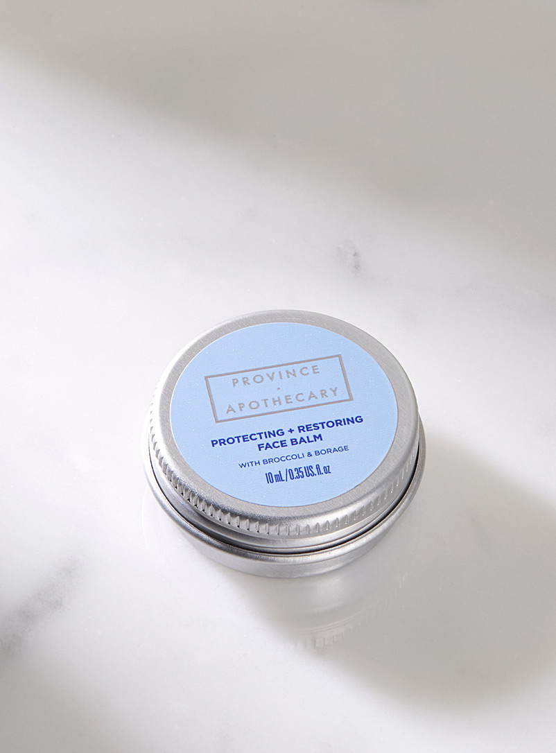 Protecting and restoring face balm