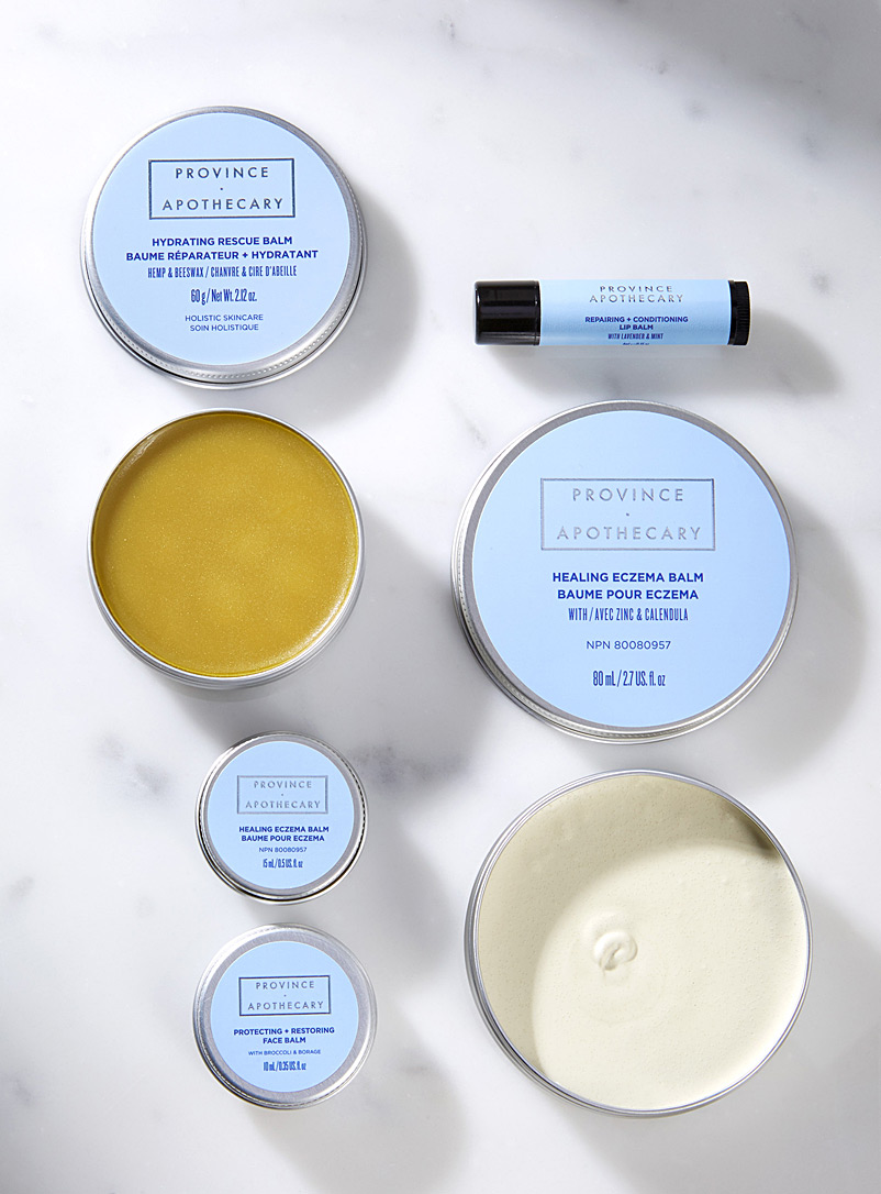 Healing eczema balm - Province Apothecary - Baby Blue