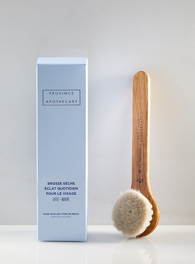 Daily glow dry brush - Province Apothecary - Assorted