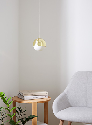 Ohm 01 hanging lamp