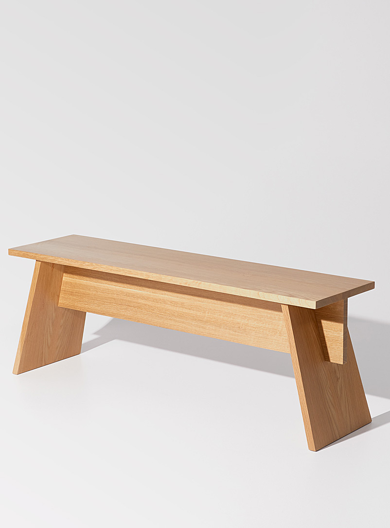 Miscellaneous by Length bench - Coop Établi - Oak Wood