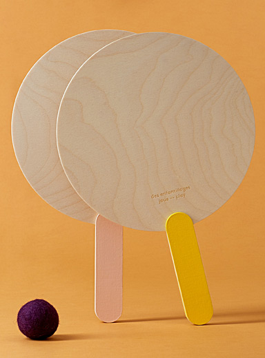 Paddle ball <br>Set of 2