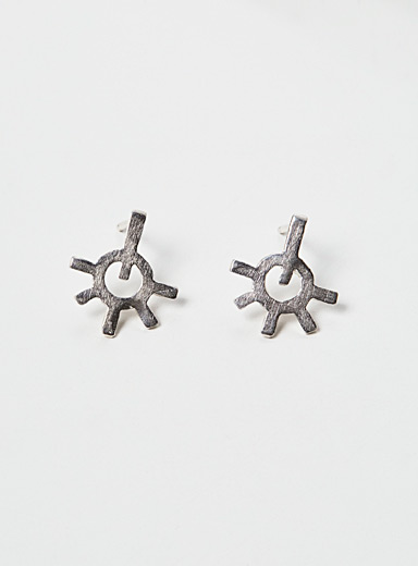 Burst Earrings