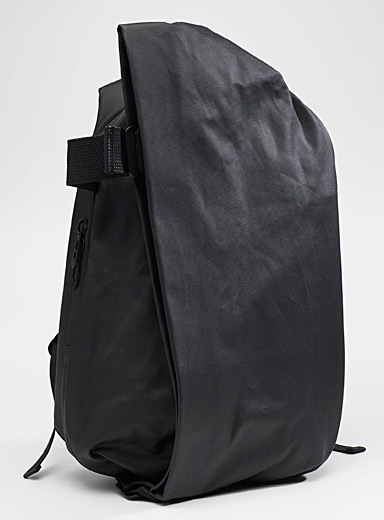 Cote & Ciel Black Isar Rucksack for men