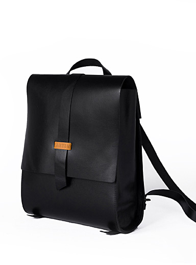 Prisque black backpack