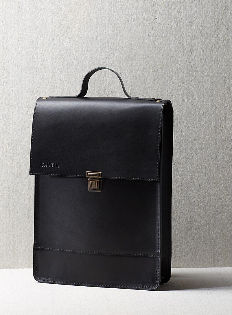 Cantin Black Henri backpack