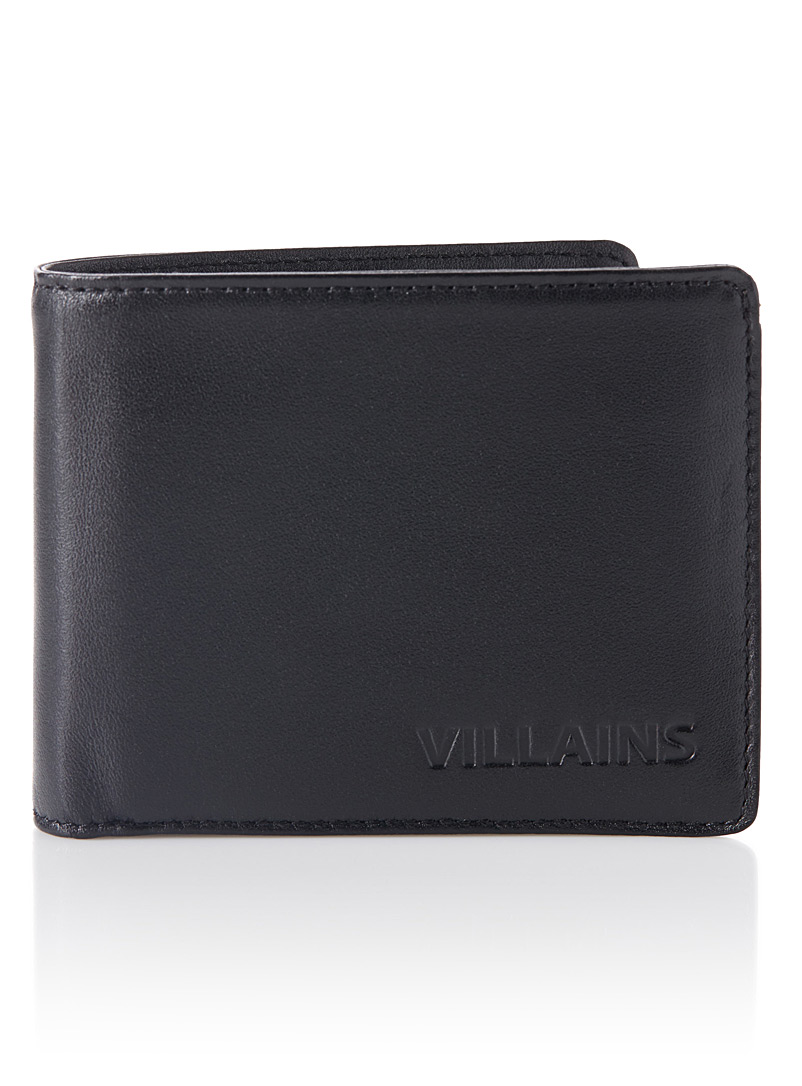 Bank wallet - Wallets - Black