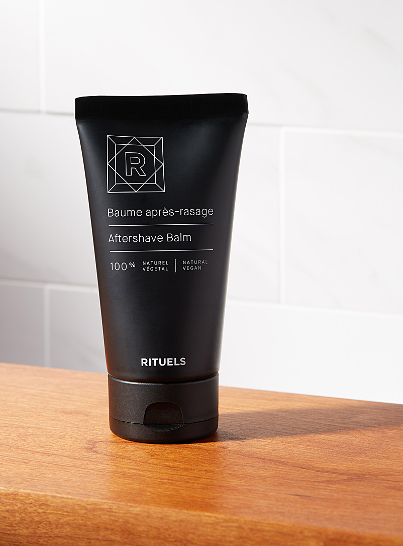 Hydrating aftershave balm - Men's Grooming - Black