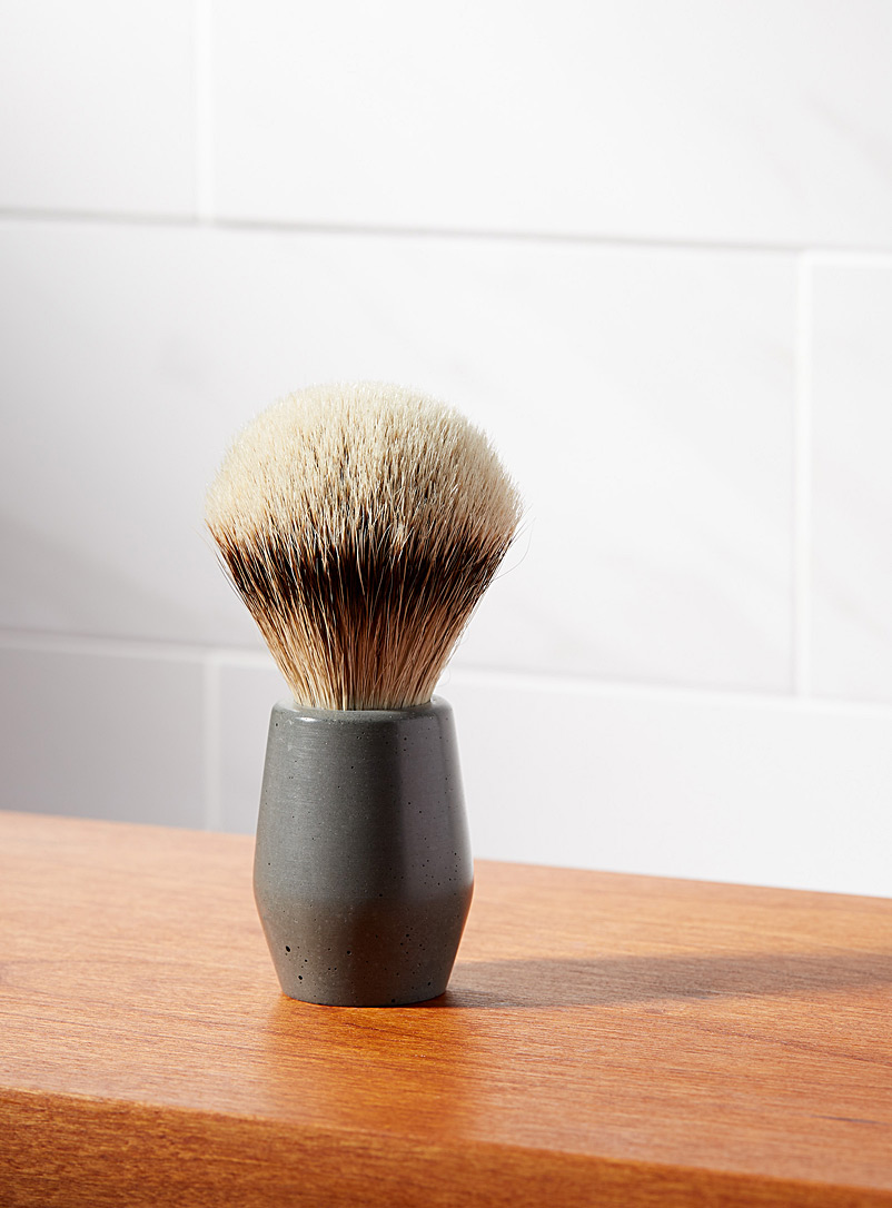 Rituels Assorted Concrete shaving brush for men