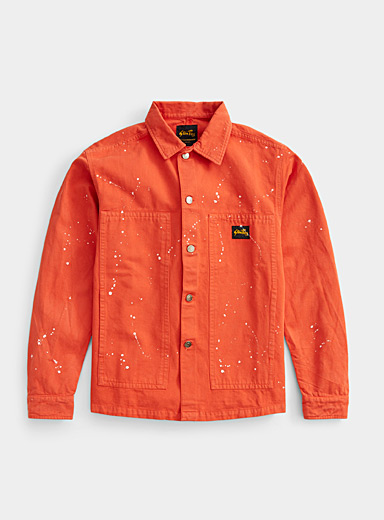 Painter overshirt