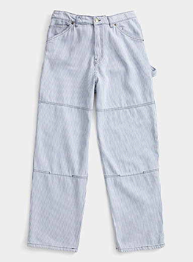 Painter striped pant