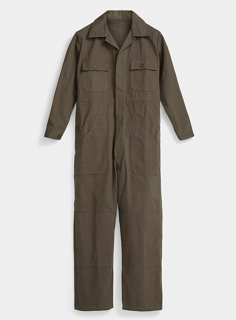 Stan Ray Mossy Green Utility jumpsuit for men