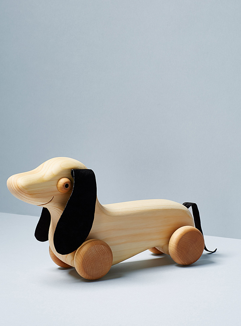 Atelier cheval de bois Assorted Maurice the dachshund