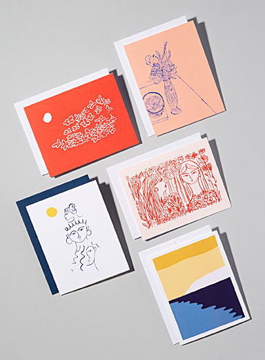 All occasion cards  Set of 5