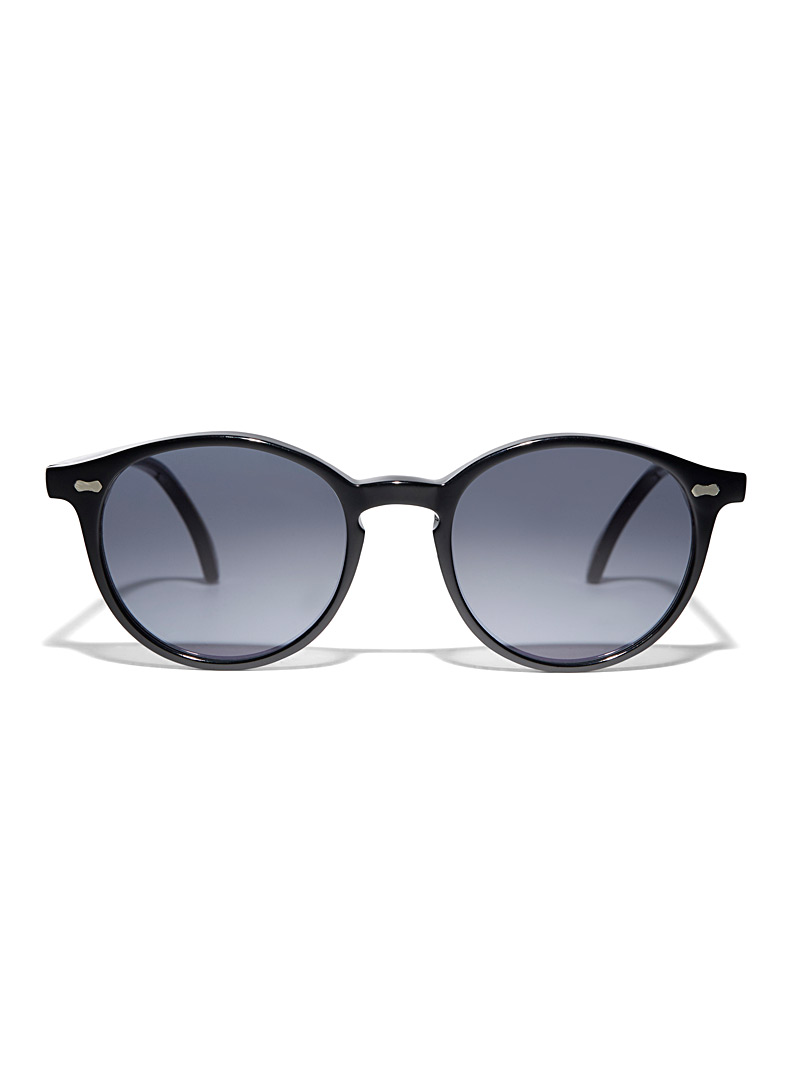 Cran black sunglasses - Designer - Black