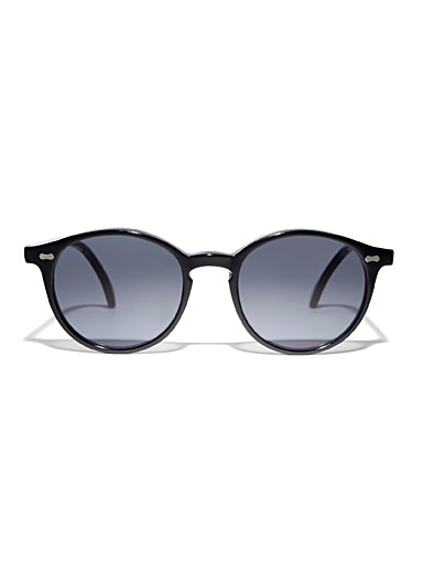 Cran black sunglasses