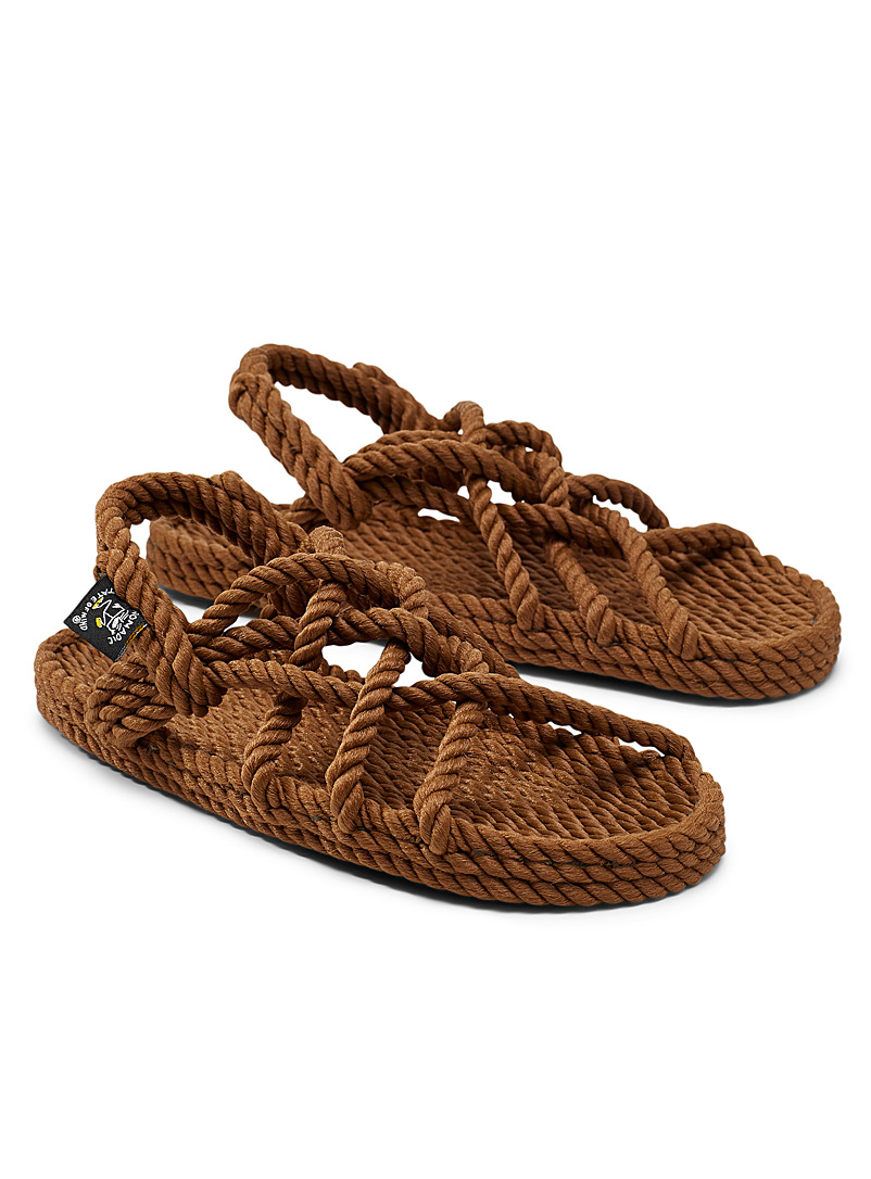 Nomadic State of Mind Fawn JC rope sandals for women