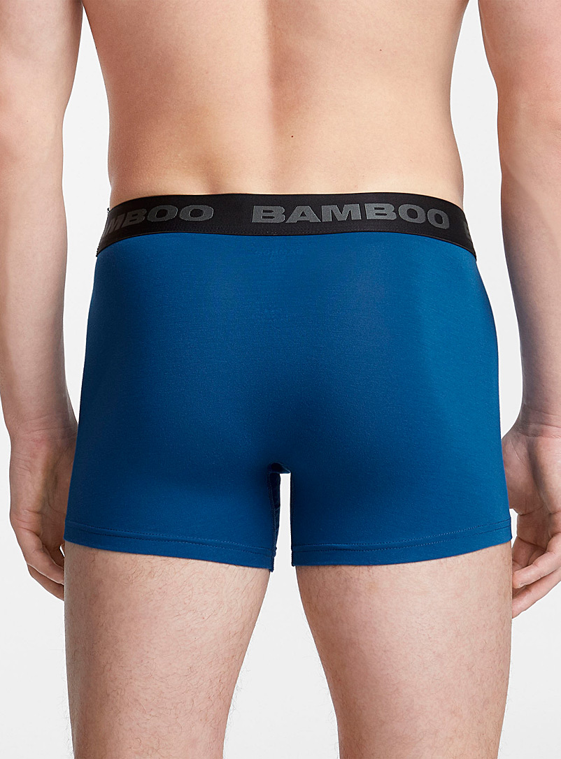 Solid bamboo trunk - Trunks - Blue