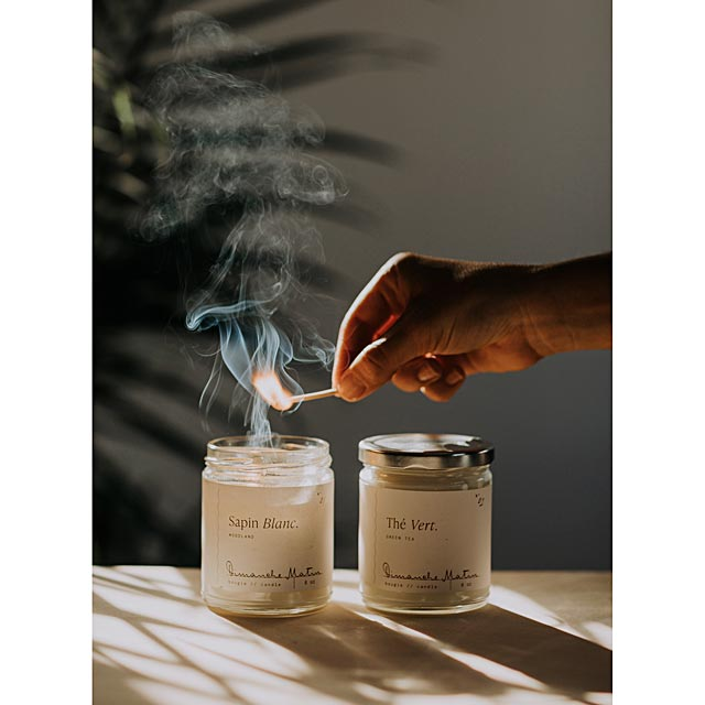 montagne-candle-set