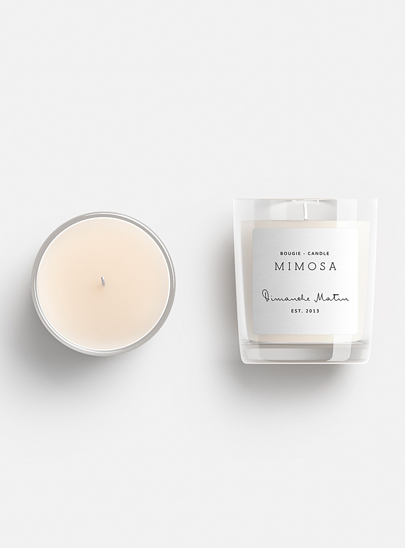 mimosa-candle