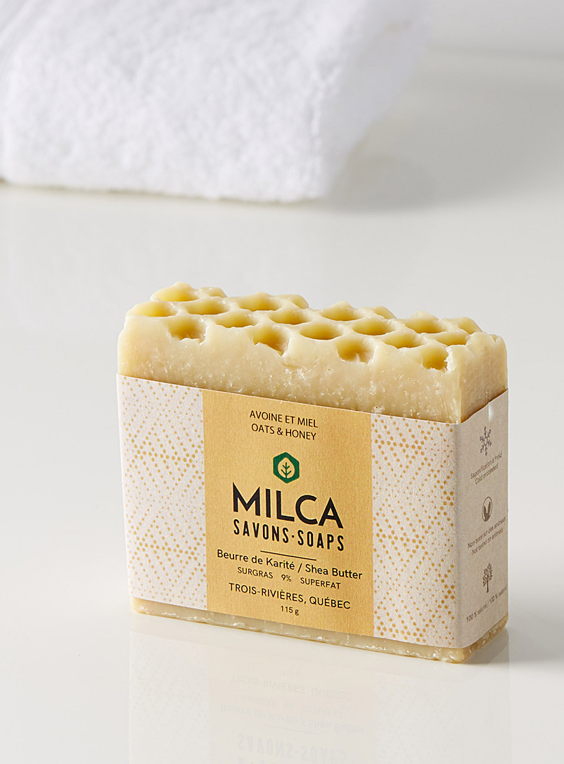 Oats and honey soap - Soaps & Home Fragrances - Light Yellow