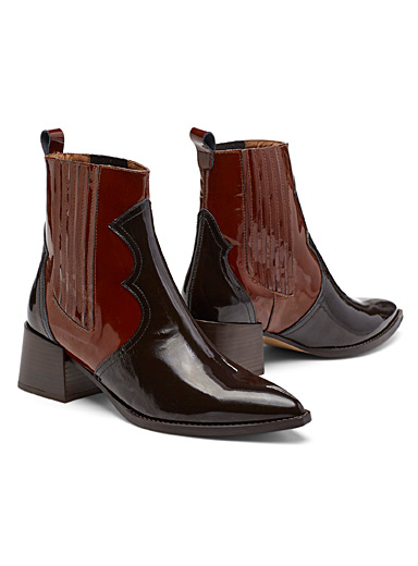 Minea Western boots