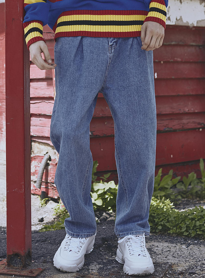 Baggy jean - New Proportions