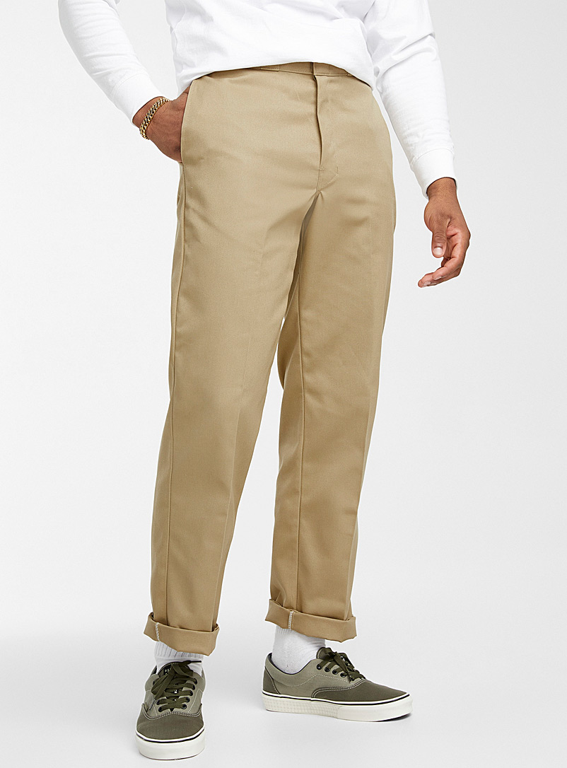 Dickies Marine Blue Original 874 pant  Straight fit for men