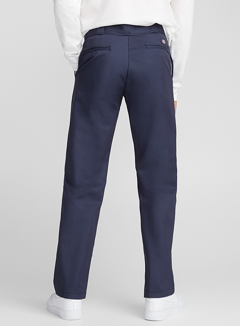 Original 874 pant  Straight fit - Straight fit - Marine Blue