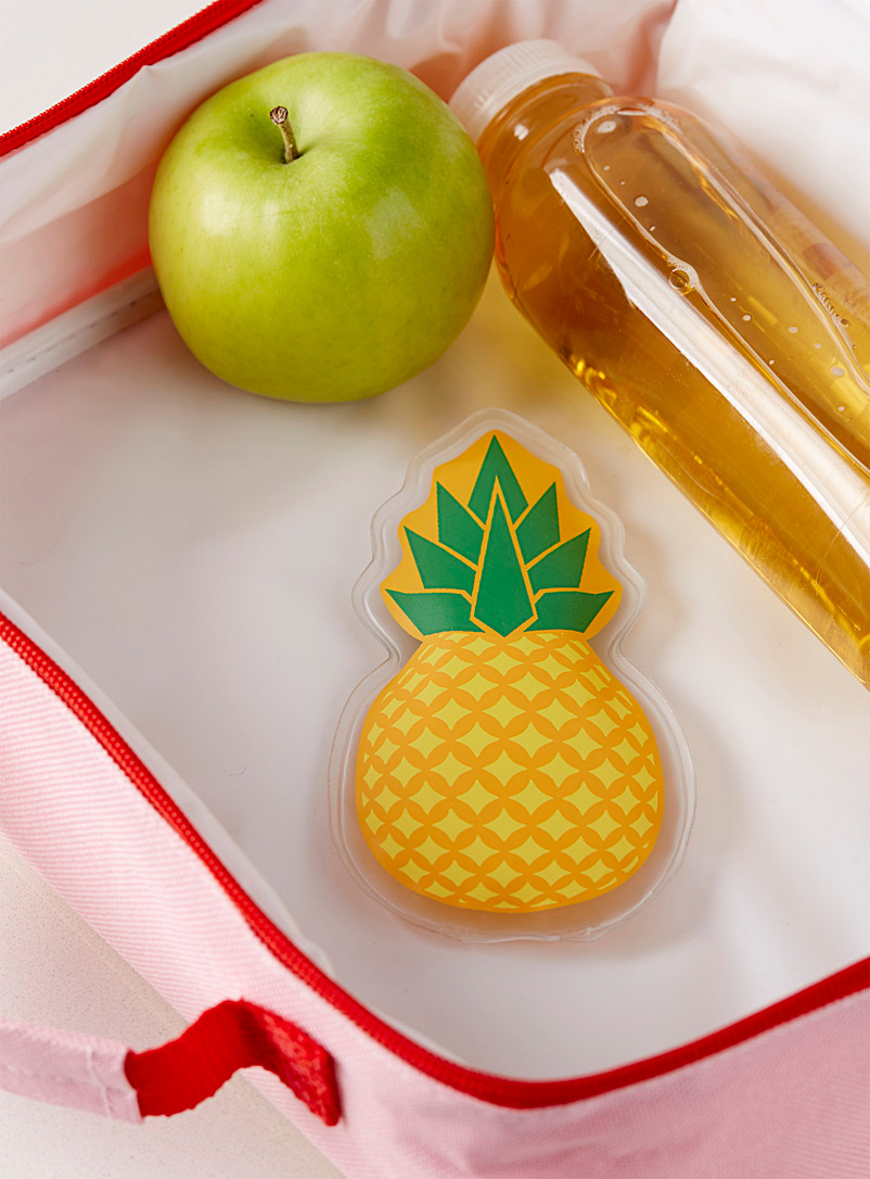 Pineapple thermal bag - Packed Lunches - Assorted