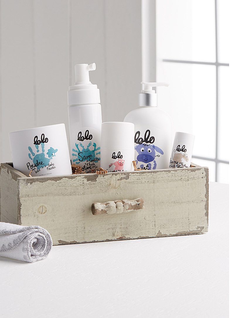 Lolo clean and dry set - LA BELLE EXCUSE - Assorted