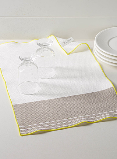 Pure minimalist dish drying mat