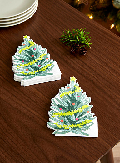 Hope tree paper napkins <br>11 x 16.5 cm. Pack of 20.