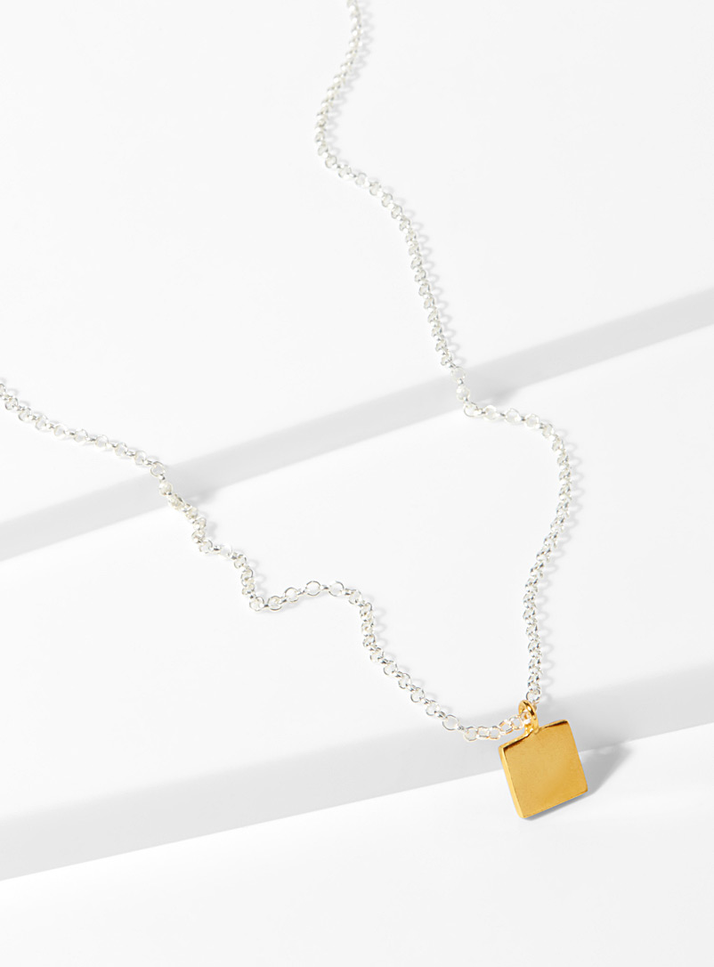 square-pendant-necklace