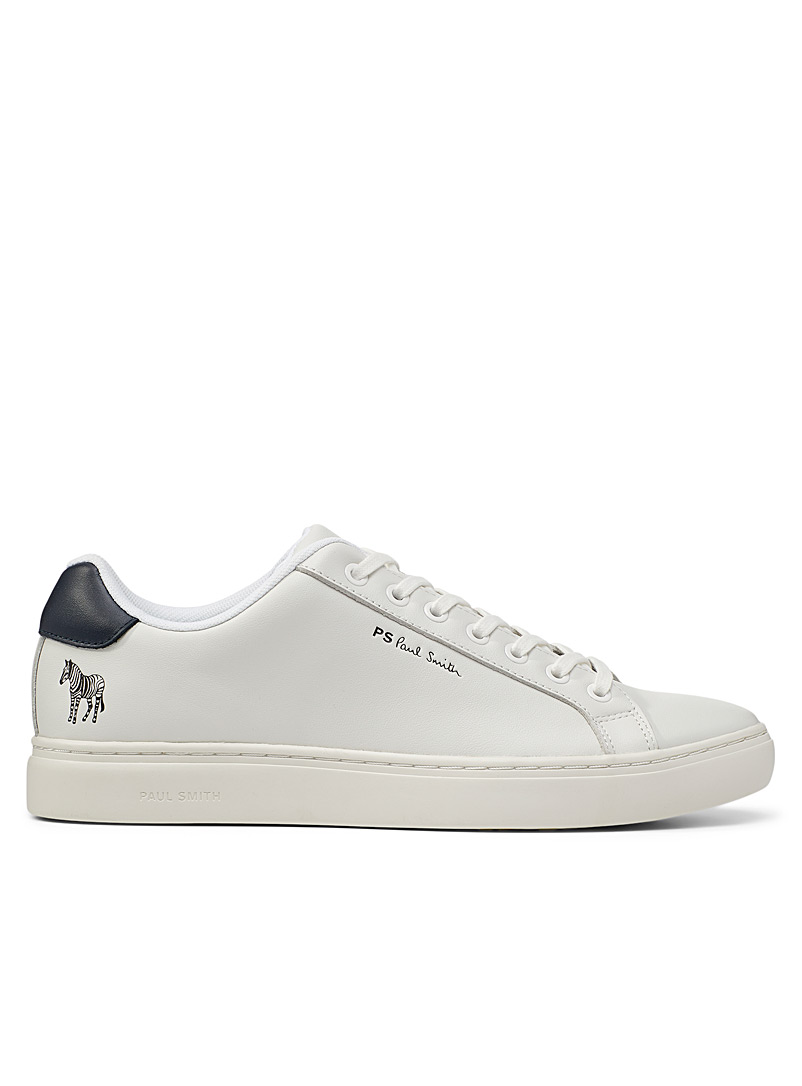 PS Paul Smith White Zebra tennis sneakers Men for men