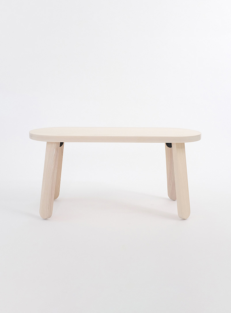 Simple entryway bench - Kroft - Assorted