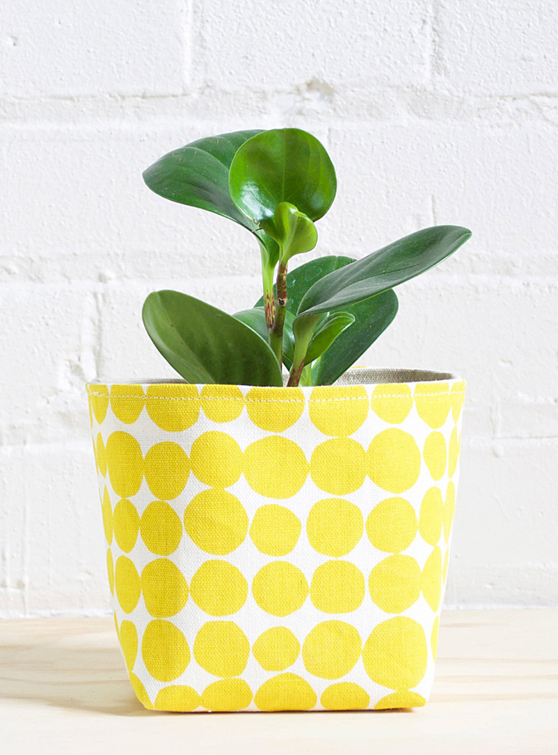 Smith Made: Le petit panier jaune en tous points Jaune moyen