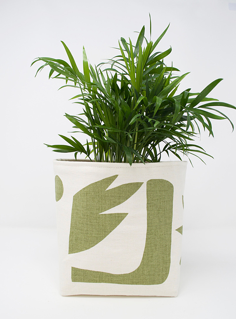 Smith Made Mossy Green Sonora basket 2 sizes available