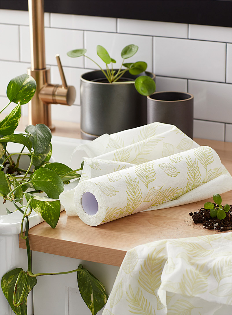 Full Circle Assorted Reusable plant-based paper towel