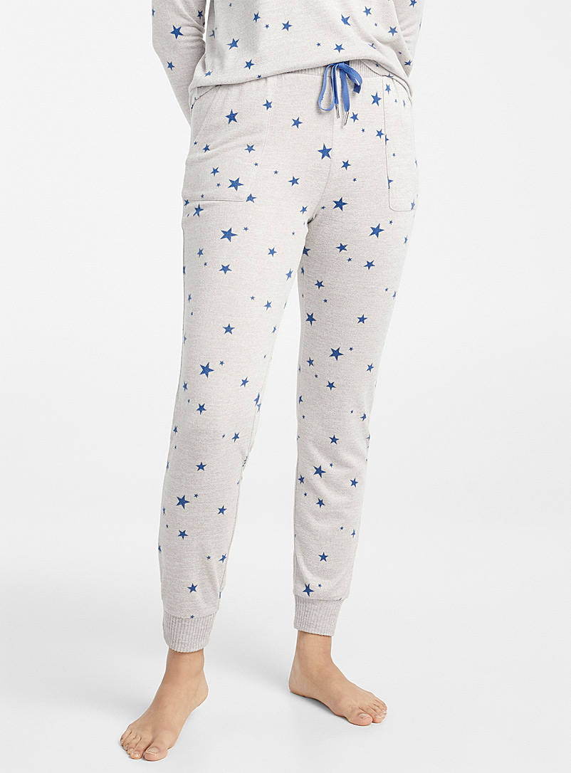 Dreamy pattern lounge joggers