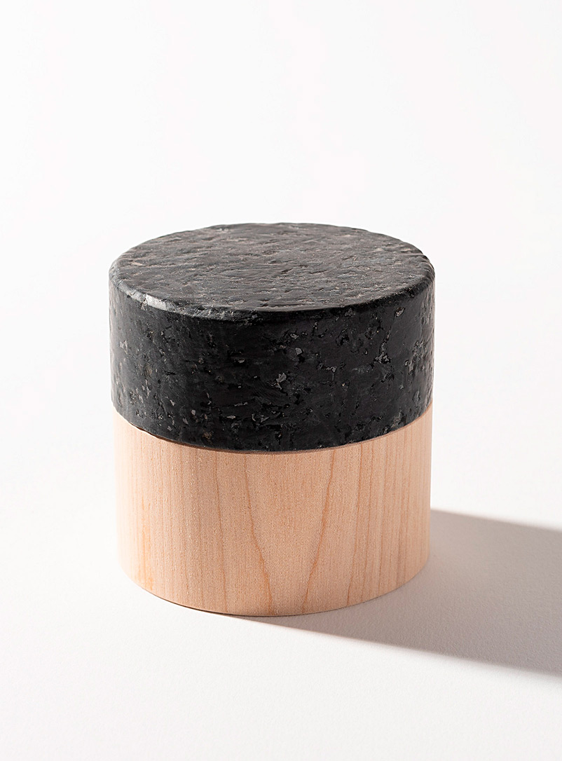 Atelier Bussière Grey Fogo small pot