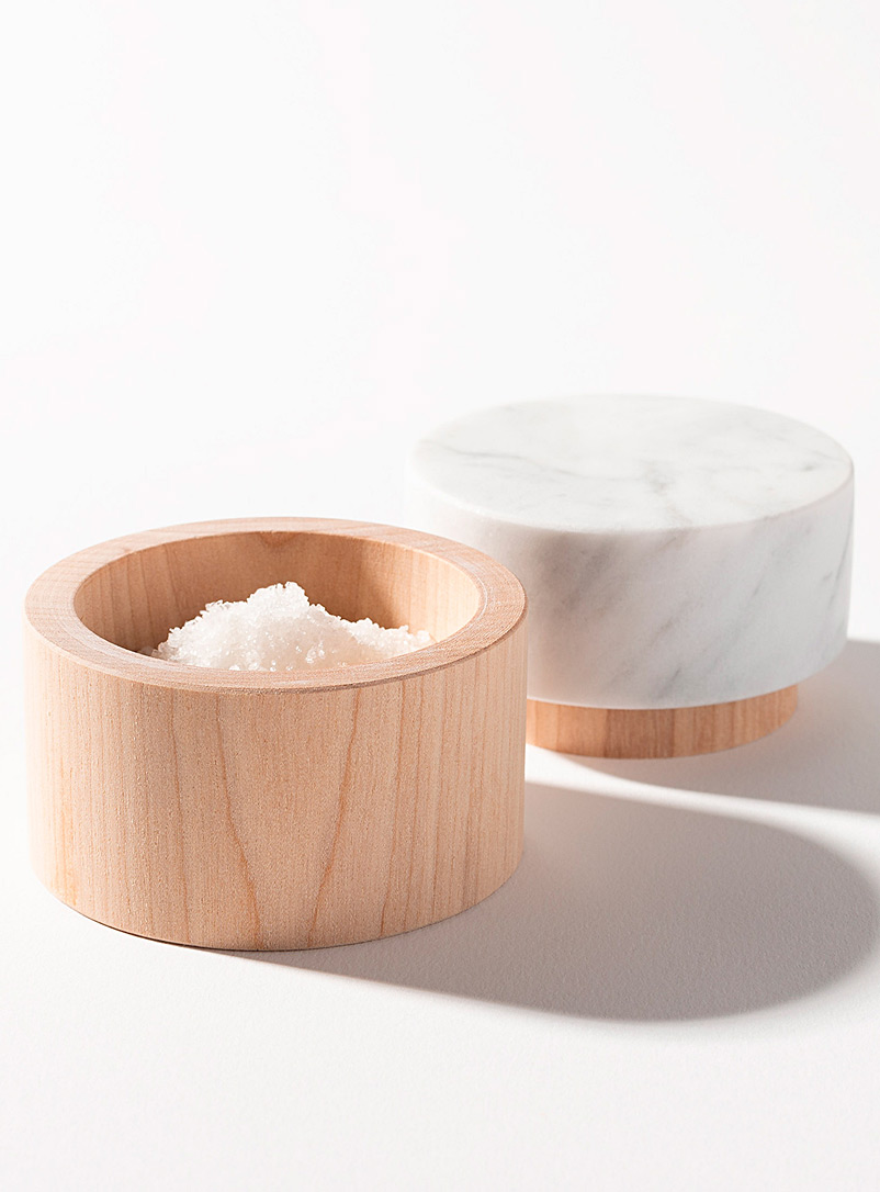 Atelier Bussière White Fogo small pot
