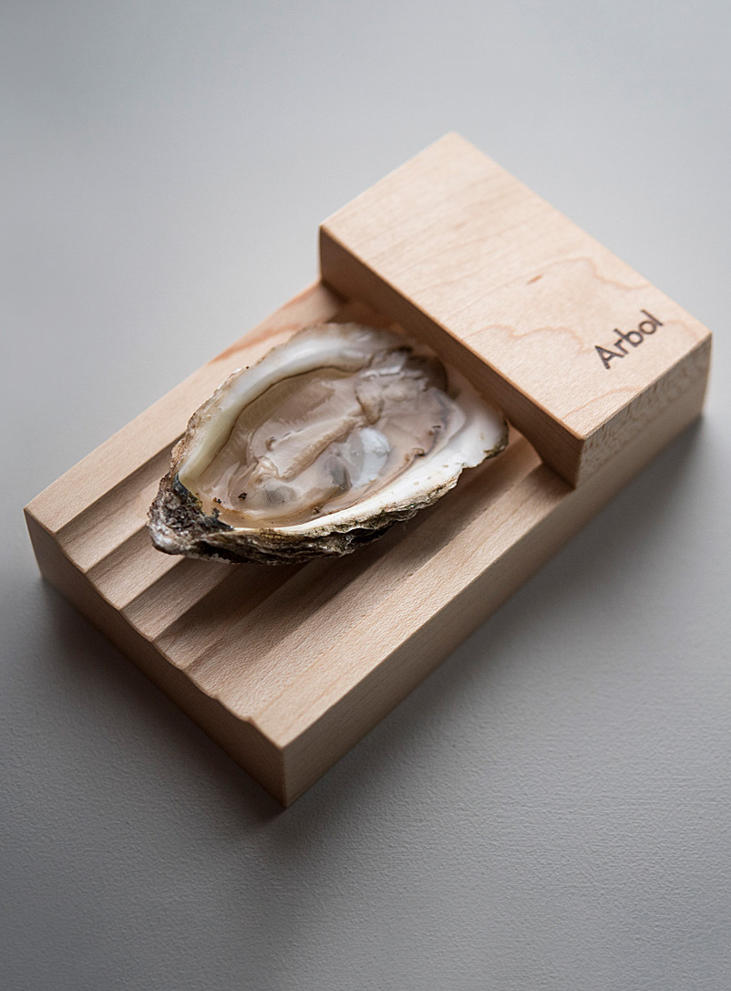 Arbol Maple Oyster shucker