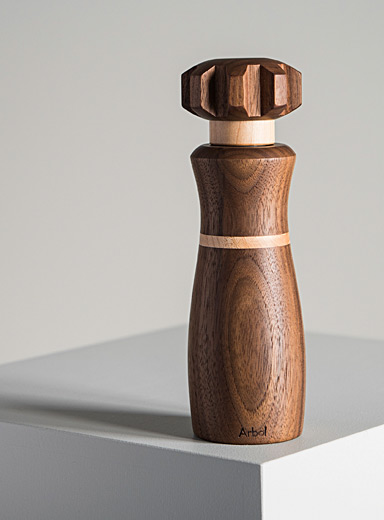 Arbol Black Walnut Engrenage grinder